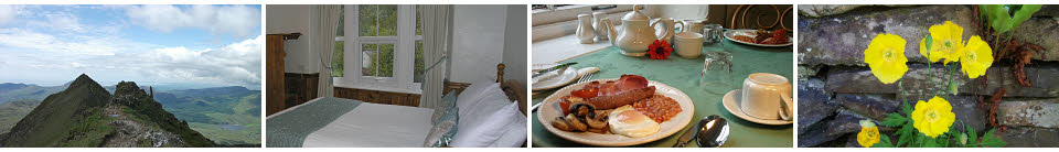 snowdonia bed and breakfast in betws-y-coed bryn llewelyn